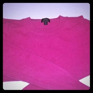 J.Crew Women's Cashmere Sweater Size Small